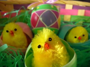 happy Easter with Urban Chauffeur Cars