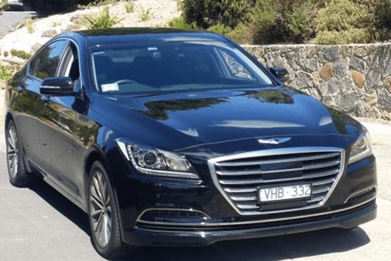 Urban chauffeur cars - Genesis