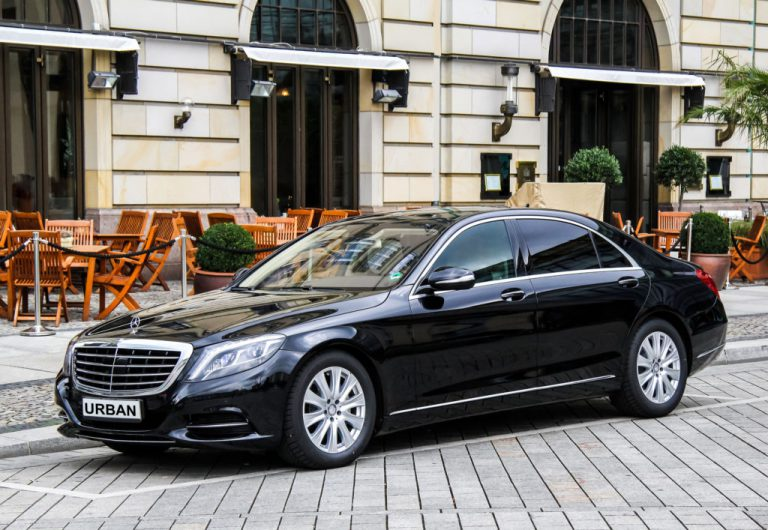 Mercedes s class for corporate transfers