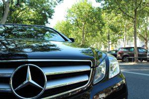 Mercedes - private taxi Melbourne