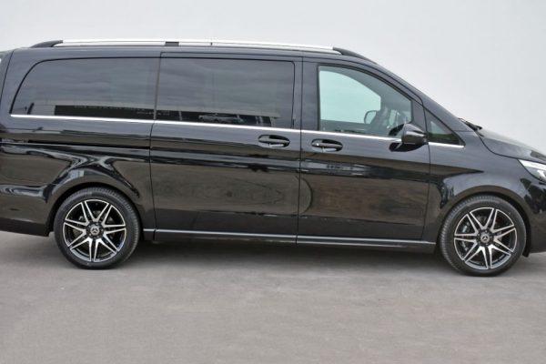 luxury van private winery tours